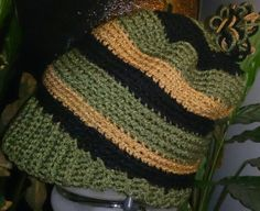 My very own slouch hat :-)