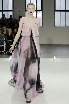 Rodarte Fall 2008 Ready-to-Wear Fashion Show - Irina Kulikova