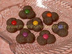Makové trojlístky Pudding, Cookies, Desserts, Food, Crack Crackers, Tailgate Desserts, Deserts, Custard Pudding, Biscuits