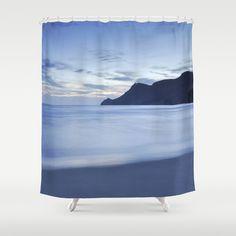 Cabo de Gata Shower Curtain by Guido Montañés - $68.00