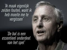 Citaten Johan Cruijff : 44 best voetbal images in 2018 football players holland football