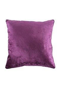 VELVET 50X50CM SCATTER CUSHION