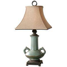 Uttermost 26485 Serpiente Ceramic Lamp