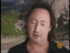 Julian Lennon and Sean Giving Peace a Chance