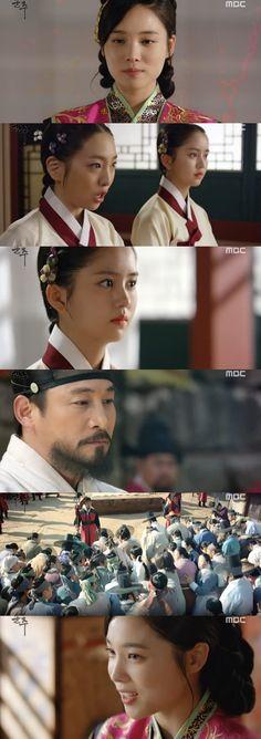 """[Spoiler] """"Ruler: Master of the Mask"""" Kim So-hyun VS Yoon So-hee's power struggle"""