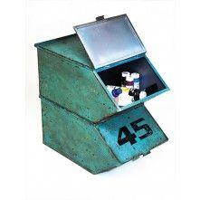 Kare Design Kontor Vintage Opbergbox set 2 stuks