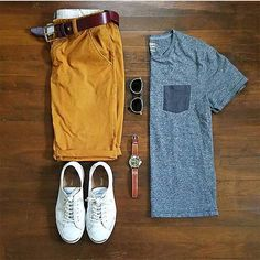 mens fashion really are cool Picture# 6731 Casual Outfits, Men Casual, Fashion Outfits, Men Fashion Show, Mens Fashion, Look Man, Outfit Grid, Mens Clothing Styles, Apparel Clothing