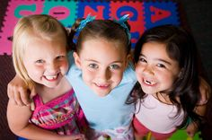 Helping your Preschooler Make Friends