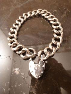 VICTORIAN STERLING BRACELET #Unbranded #Chain