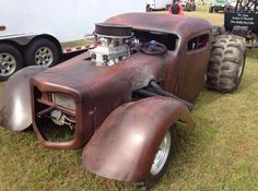 Rat Rod mud truck