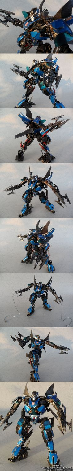 ROTF accurate JOLT custom by ~capcomkai2008 on deviantART