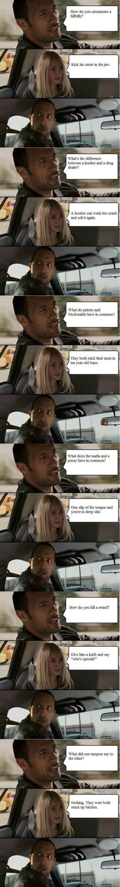 The Rock - Dirty Jokes - Funny Pictures - Funny Photos - Funny Images - Funny Pics