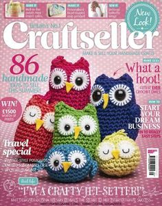Craftseller july 2013