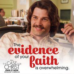 Share the evidence of your faith. Case For Christ, Faith, Loyalty, Believe, Religion