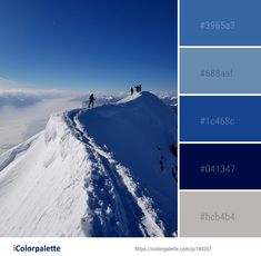 Color Palette ideas from 693 Winter Images Royal Colors, Colours, Sky Images, Winter Images, Find Color, Colour Board, Colour Inspiration, Winter Colors, Color Pallets