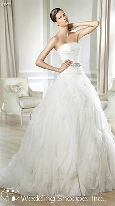 White One Bridal Gown Noray
