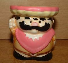 Mexican-Character-Egg-Cup-in-Great-Condition