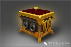 来自Dota2的精美宝箱与钥匙给你力量!...