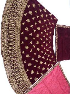 Order #LG182 VELVET with Embroidery work Lehenga CHOLI₹1520 on WhatsApp number +919619659727 or ArtistryC.in Chignon Wedding, Bridal Updo, Ghagra Choli, Lehenga Choli Online, Braided Hairstyles Updo, Updo Hairstyle, Prom Hairstyles, Indian Wedding Outfits, Wedding Dresses