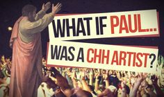How would the Apostle Paul have gone about sharing the gospel in 2012 if we were a Christian Hip Hop Artist?  Guest blogger Bishop Anthony Wright examines this.    http://wadeoradio.com/what-if-the-apostle-paul-was-a-christian-hip-hop-artist/#