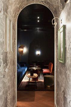 MR. SIMON - Secret Cocktail Bar | VISUAL DISPLAY Brand + Interior Design Company