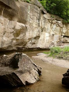 Boone, Iowa: Ledges State Park - Hike, Camp, Kayak, etc.  Lots of childhood memories of time spent here!