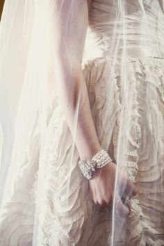 "Amsale ""Dahlia"" Gown"