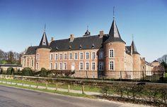 Castle Alden Biesen in Bilzen, Belgium