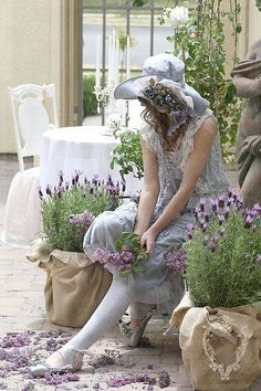 THE MOST100 MOST BEAUTIFUL HIGH TEA IN ROSE FLOWER GARDEN PARTY PINTEREST - Google Search