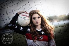 @brookeymay18 - Heritage High School - Senior Portraits - Soccer - Football - Senior Pictures - Watters Creek - #seniorportraits - @neeneestiles - Class of 2016 - #seniorpics - Athlete - Seniors - Senior Model Rep - Sports Photography - Ideas for Soccer Players - Ideas for Girls - Cool Pose - Tyler R. Brown Photography