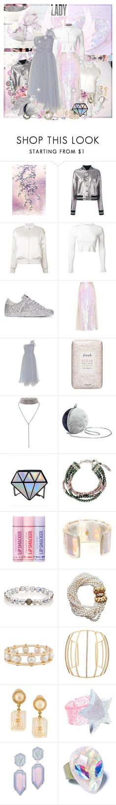 """""""So bad that it's good"""" by lady-redrise ❤ liked on Polyvore featuring Kershaw, R13, Frame, Rosetta Getty, Golden Goose, Christopher Kane, RED Valentino, Fresh, H&M and M. Gemi"""
