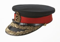 Field Marshal's Forage Cap  Date: ca. 1900
