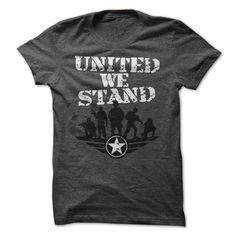United We Stand T-Shirts, Hoodies. CHECK PRICE ==►…