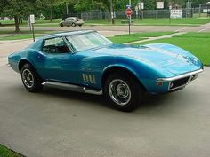 1969 Corvette Stingray | 1969 Corvette Stingray automobile | Flickr - Photo Sharing!