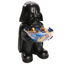 Star Wars Mini Character Candy Bowl Holders At Your Service