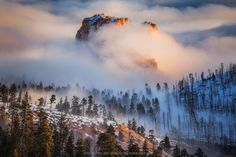 via http://ift.tt/2iX031b Fortress In The Clouds by Peter Coskun Nature Photography Follow us on Facebook http://ift.tt/1ZBR6Ym