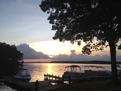 Always a good time. @Lake Gaston in Lake Gaston, NC