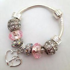 Brass European Style Bracelet