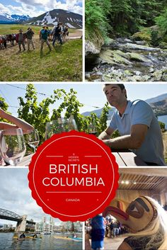 Best places to visit in BC