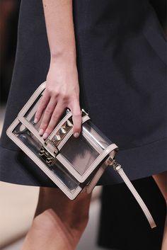Ma quanto è desiderabile?? @Maison Valentino Parigi - Collezioni P/E 2013 - #Vogue #Trend #Trasparenze