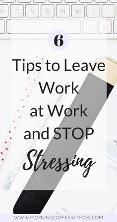 How do you shut off all that noise when you walk out the door at 5:00pm? Especially in careers where your responsibilities are continuous and don't really end at the end of the work day. Here are my tips to leave work at work and calm your constantly buzzing brain.| personal growth, career advice, career woman, career tips, self care, workplace wellness, self care at work, girl boss tips, time management tips