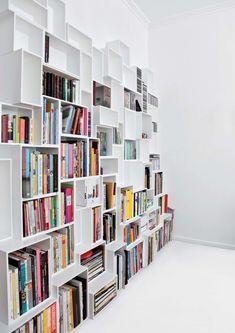 Étagère Cube : 36 Bibliothèques Créées Avec Les Modules Cubit