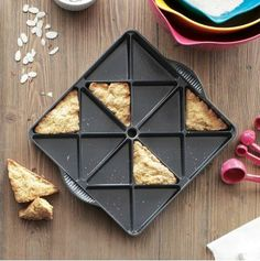 Nordic Ware® Mini Scone and Biscuit Pan | Sur La Table