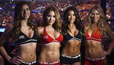 Toda la belleza de las chicas del octágono de UFC. (Foto: Getty Images)