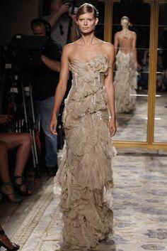Marchesa Spring/Summer 2012, NEW YORK Fashion Week