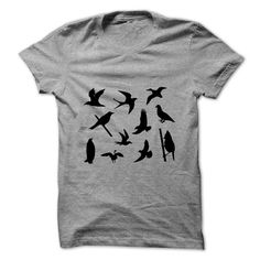 Click here: https://www.sunfrog.com/Pets/Birds-Silhouette.html?72058 Birds Silhouette