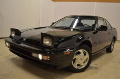 1991 Honda Prelude 2dr Coupe Si
