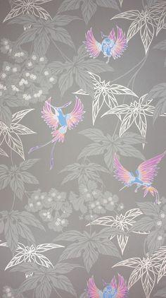 Grove Garden Wallpaper