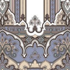 Paisley - sstock Suit Pattern, Watercolor Flowers, Textile Design, Baroque, Egyptian, Art Nouveau, Paisley, Cross Stitch, Textiles