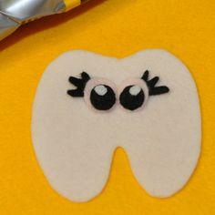 Keçe Diş Buğdayı Süsleri Nasıl Yapılır ?